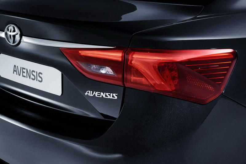 2015 Toyota Avensis High Resolution Exterior - image 619861