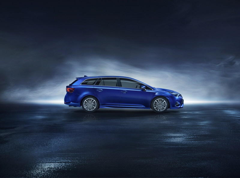 2015 Toyota Avensis High Resolution Exterior - image 619925