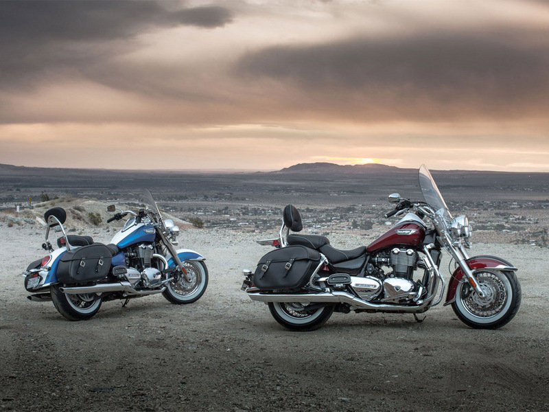 2015 Triumph Thunderbird LT High Resolution Exterior - image 623682