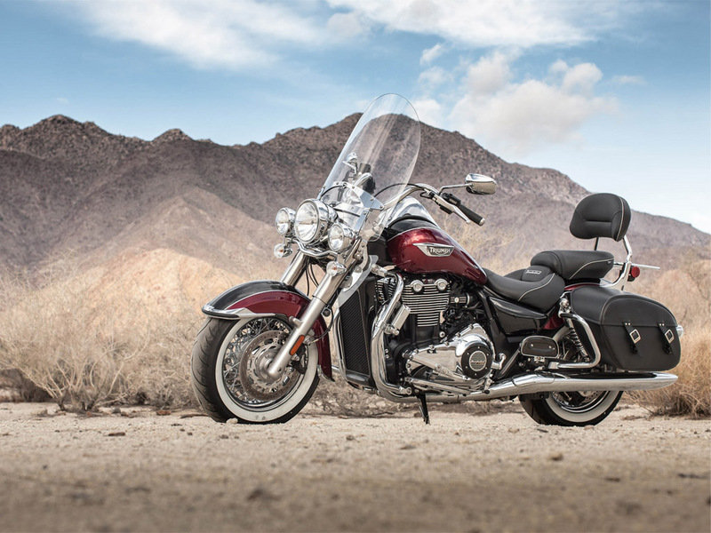 Triumph Offers $1K Incentive To Current Triumph Motorcycle Owners