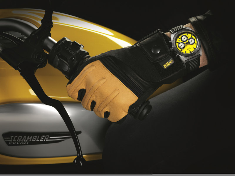 Tudor Fastrider Gets Ducati Scrambler Treatment