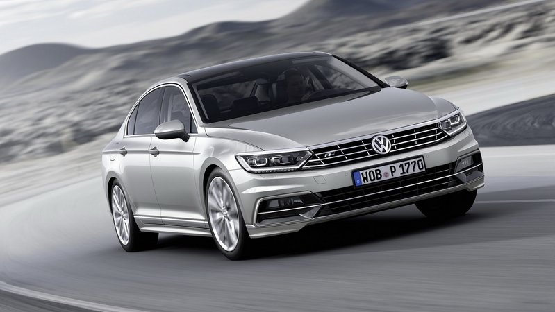 Volkswagen Plans Super-Passat For 2017