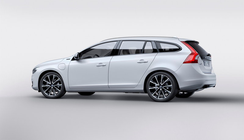 2015 Volvo V60 Twin Engine Special Edition High Resolution Exterior - image 619322