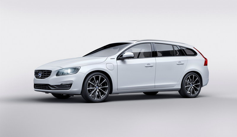 2015 Volvo V60 Twin Engine Special Edition High Resolution Exterior - image 619323