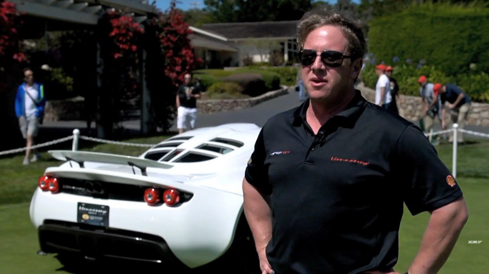 Xcar Presents John Hennessey And The Venom Video News