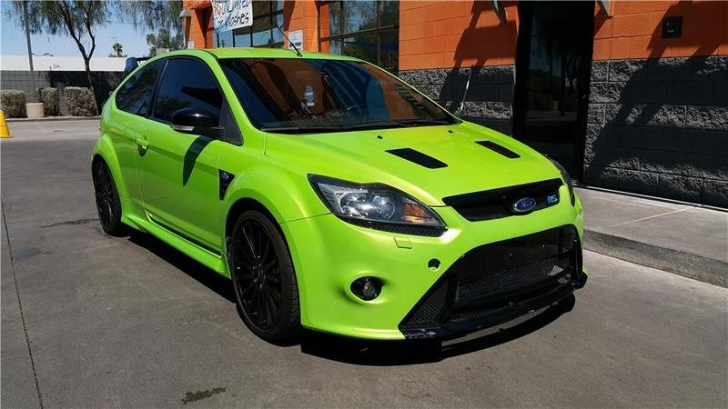 Ford Focus Rs Reviews Specs Amp Prices Top Speed