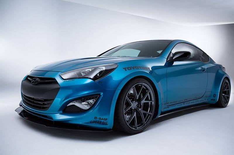 2013 2013 Hyundai Genesis Coupe Turbo RSPEC For Sale