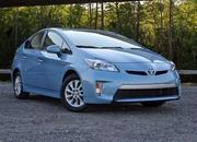 2014 Toyota Prius Plug-in - Driven - image 626570
