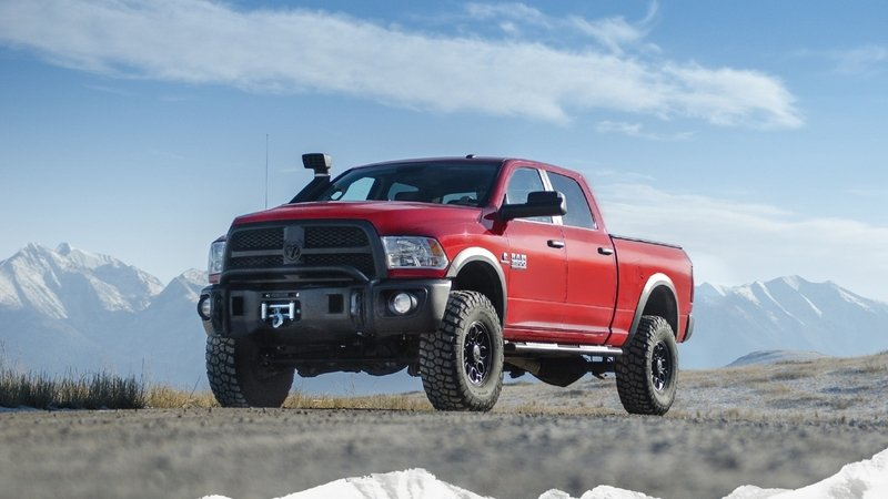 AEV Now Offering Ram HD Accessories