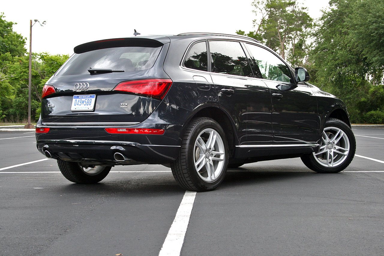 2015 audi q5 tdi driven picture 626833 car review top speed. Black Bedroom Furniture Sets. Home Design Ideas
