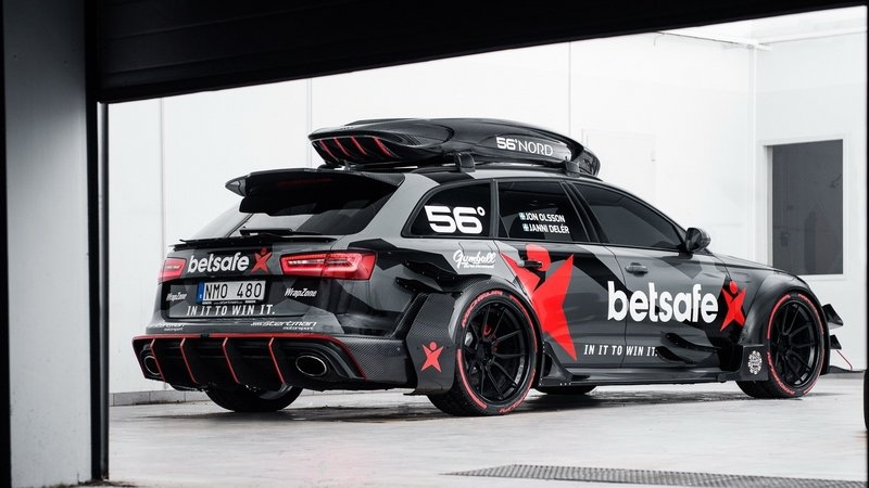 2015 Audi RS6 DTM By Jon Olsson