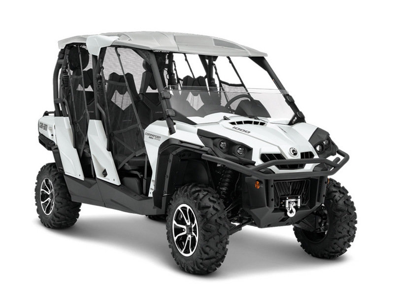 2015 Can-Am Commander MAX Limited