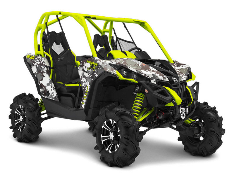 2015 Can-Am Maverick X mr DPS