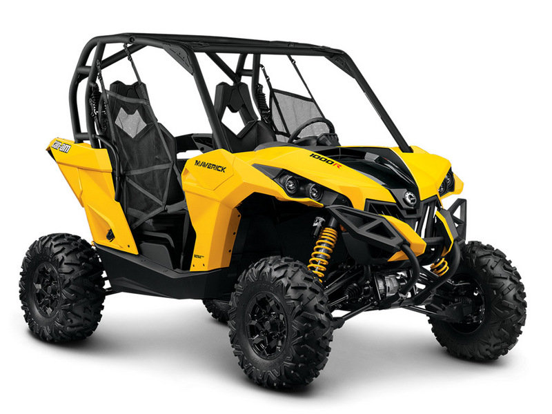 2015 Can-Am Maverick