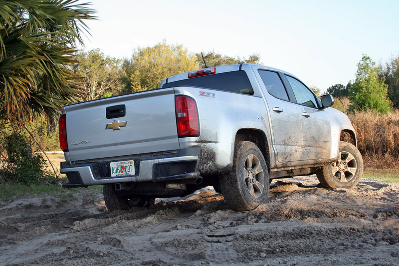2015 Chevrolet Colorado Z71 - Driven