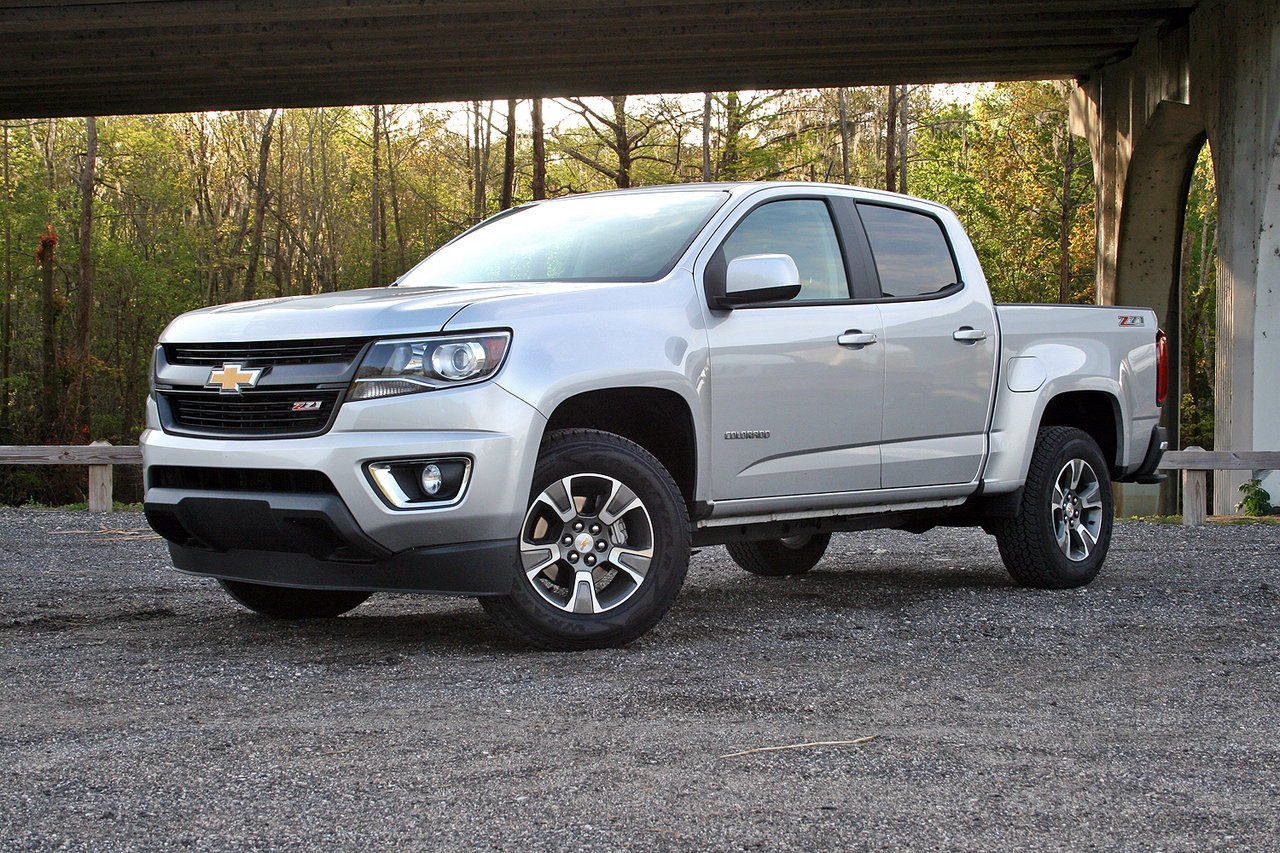 2015 chevrolet colorado z71 driven picture 628024 truck review top speed. Black Bedroom Furniture Sets. Home Design Ideas
