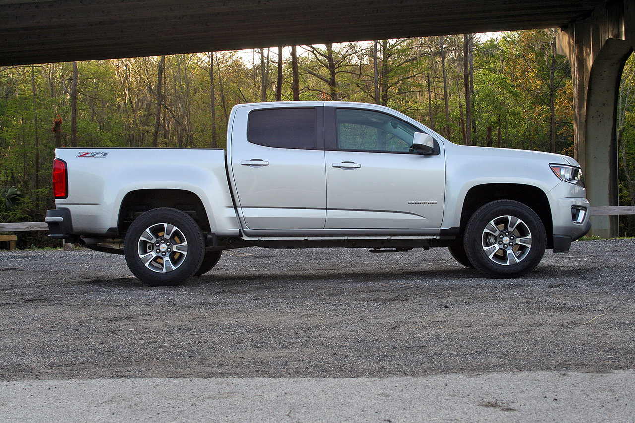 2015 chevrolet colorado z71 driven picture 628029 truck review top speed. Black Bedroom Furniture Sets. Home Design Ideas