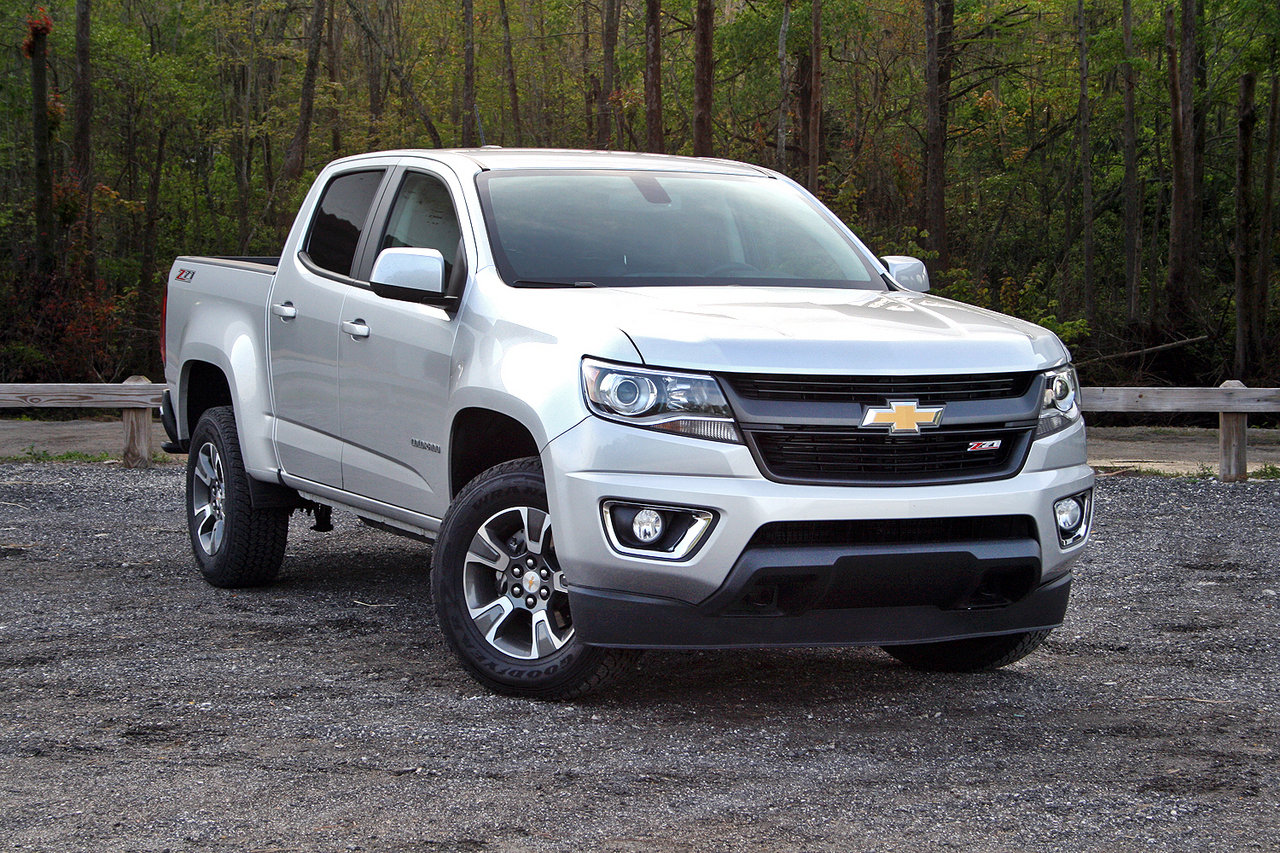 2015 chevrolet colorado z71 driven picture 628032 truck review top speed. Black Bedroom Furniture Sets. Home Design Ideas