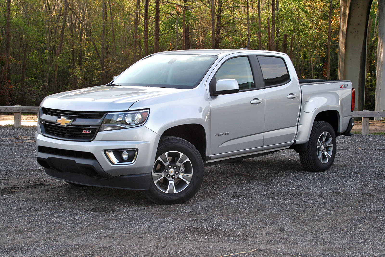 2015 Chevrolet Colorado Z71 - Driven Review - Top Speed