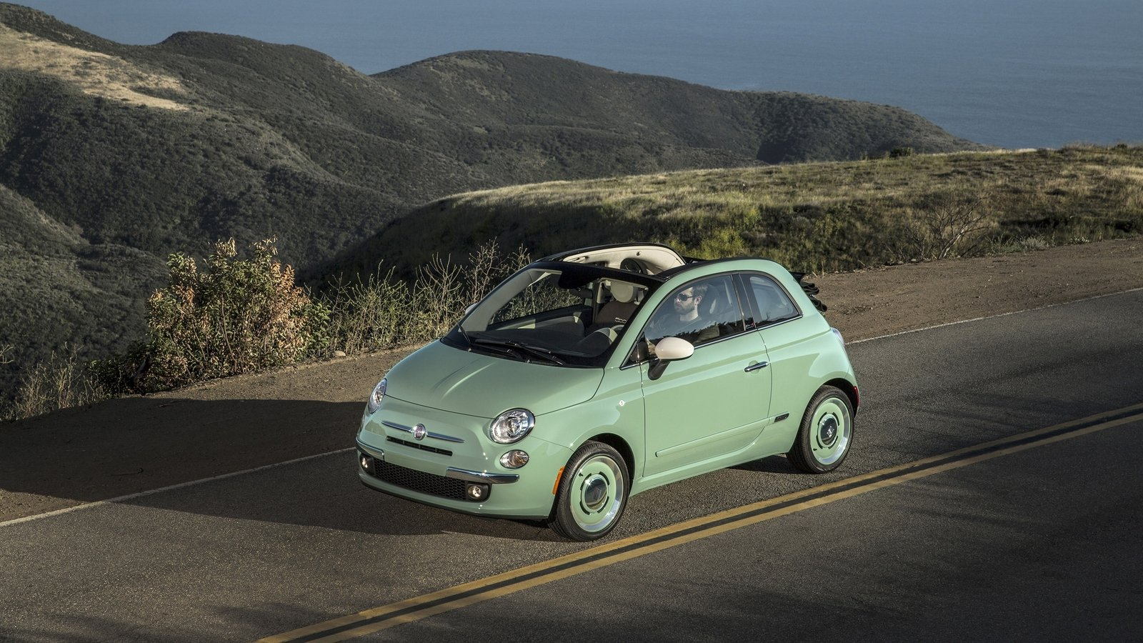 2015 fiat 500 1957 edition cabrio picture 626577 car review top speed. Black Bedroom Furniture Sets. Home Design Ideas