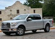 2015 Ford F-150 Earns NHTSA 5-Stars; Here's How: - image 627495
