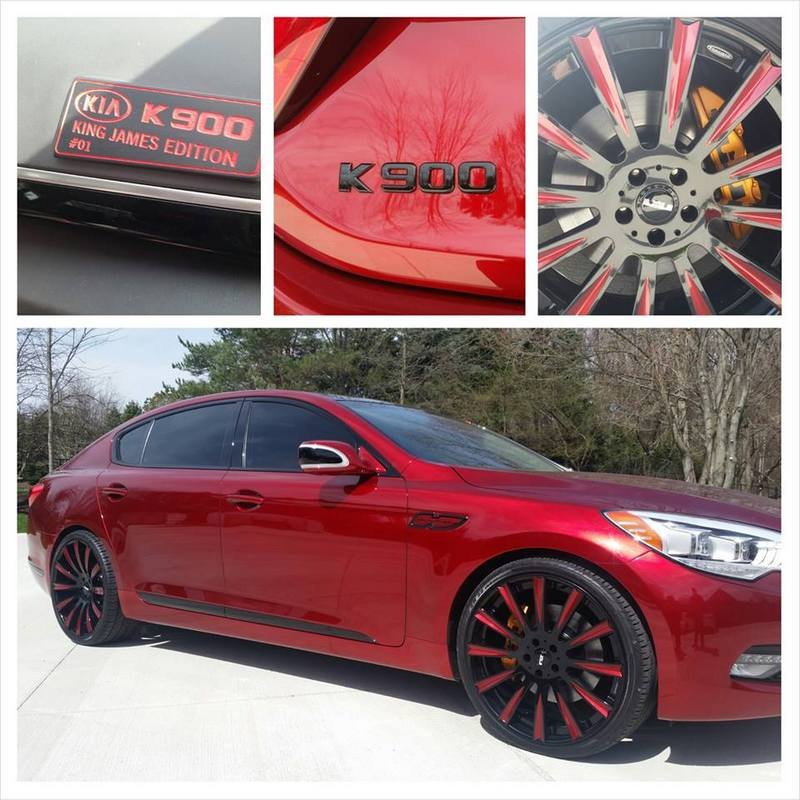 2015 Kia K900 King James Edition - image 628356
