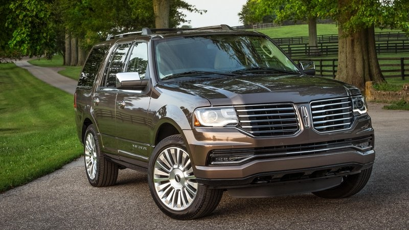 2015 Lincoln Navigator - Driven