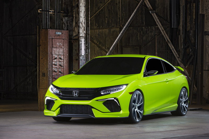 2015 Honda Civic Concept Wallpaper quality - image 624972