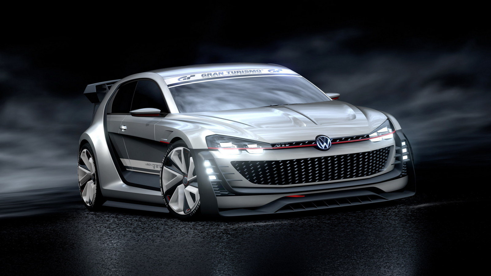 Best Awd Sports Cars >> 2015 Volkswagen GTI Supersport Vision Gran Turismo | Top Speed