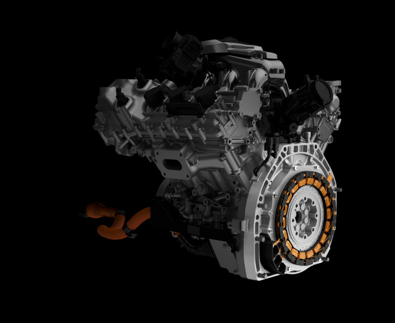 2016 Acura NSX High Resolution Drivetrain - image 628182