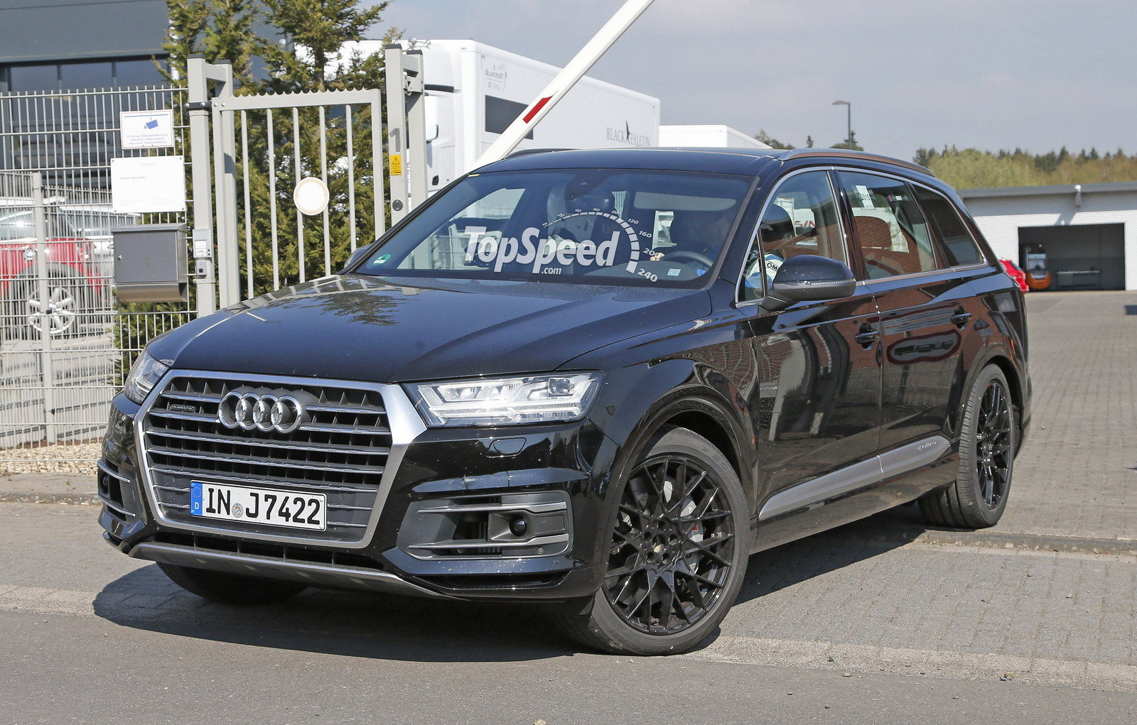 2016 Audi Sq7 Picture 628199 Car Review Top Speed