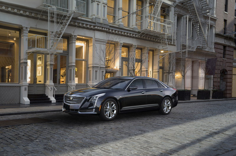 2016 Cadillac CT6 Wallpaper quality - image 624547