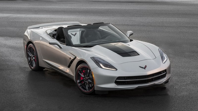 2016 Chevrolet Corvette - Ordering Guide