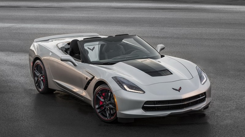 2016 Chevrolet Corvette Gets Updates, New Design Packages