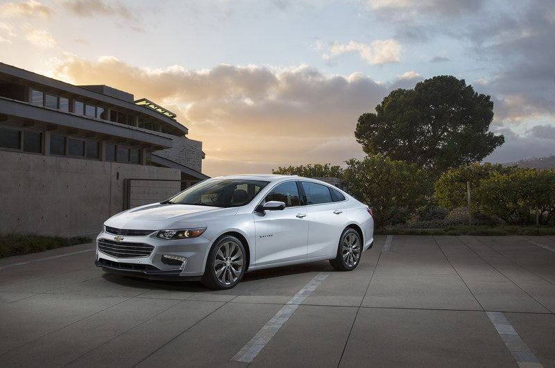 2016 Chevrolet Malibu High Resolution Wallpaper quality - image 624578