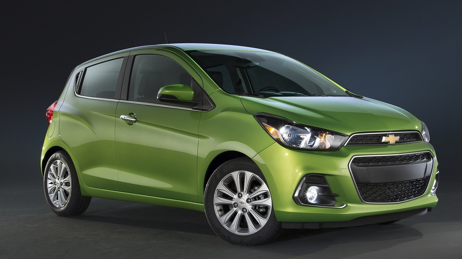 2016 Chevrolet Spark Top Speed