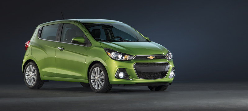 2016 Chevrolet Spark Wallpaper quality - image 625056
