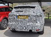 Jaguar F-Pace Spied Inside And Out: Spy Shots - image 628560