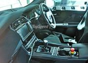Jaguar F-Pace Spied Inside And Out: Spy Shots - image 628556