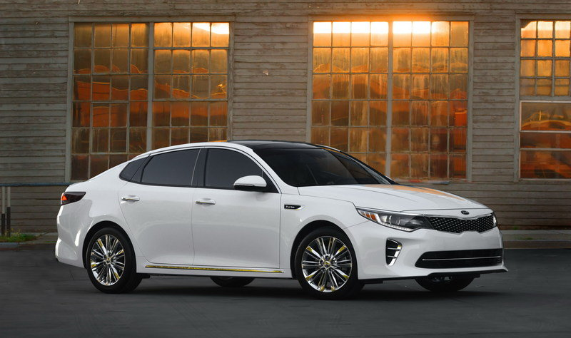 When Smooching Becomes the Price you Pay to Own a Kia Optima