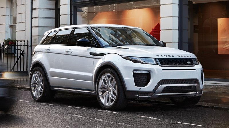 2017 Land Rover Range Rover 'Evoque Plus'