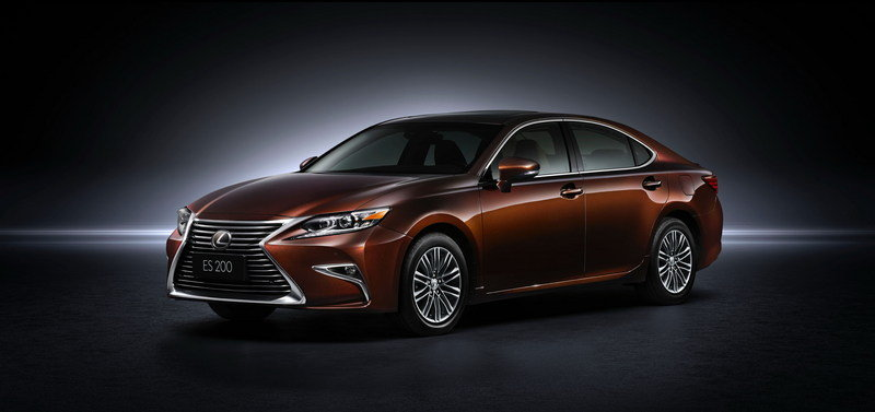 2016 Lexus ES High Resolution Exterior - image 627417