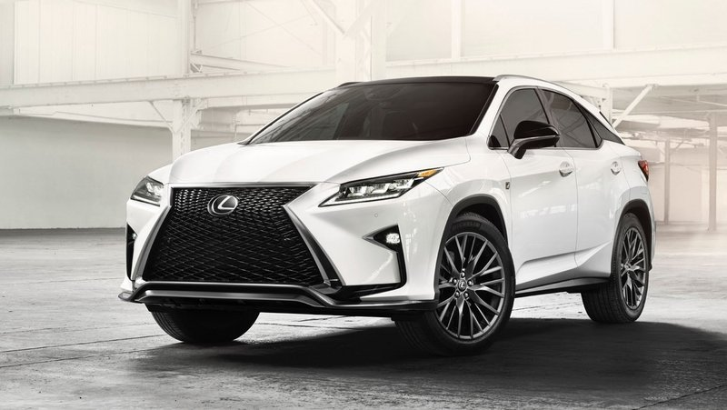 Patent Application For Lexus RX350L Surfaces In Europe