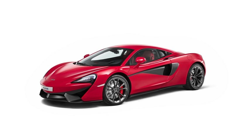 2016 McLaren 540C High Resolution Exterior - image 627399
