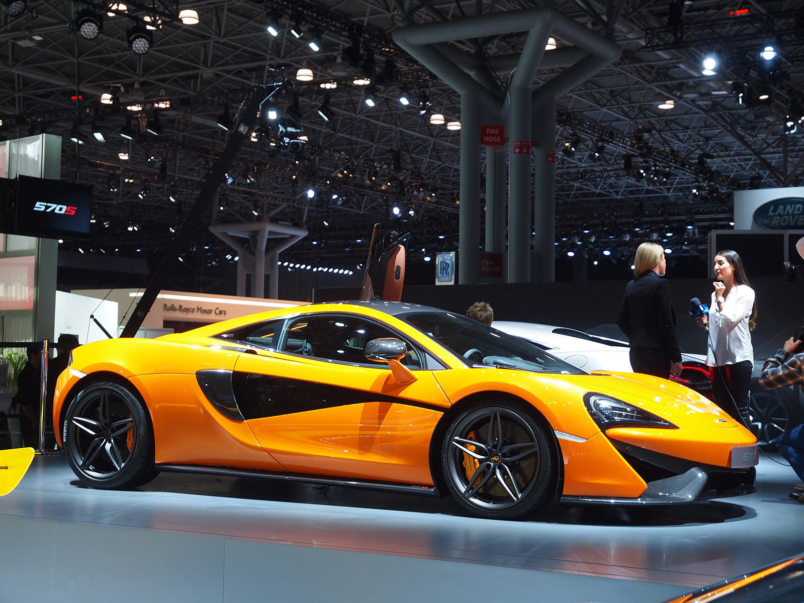 2016 mclaren 570s coupe   picture 625285 car review top speed