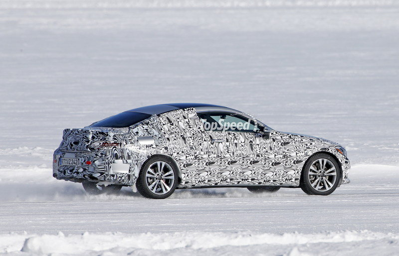 2017 Mercedes-Benz C-Class Coupe - image 624910