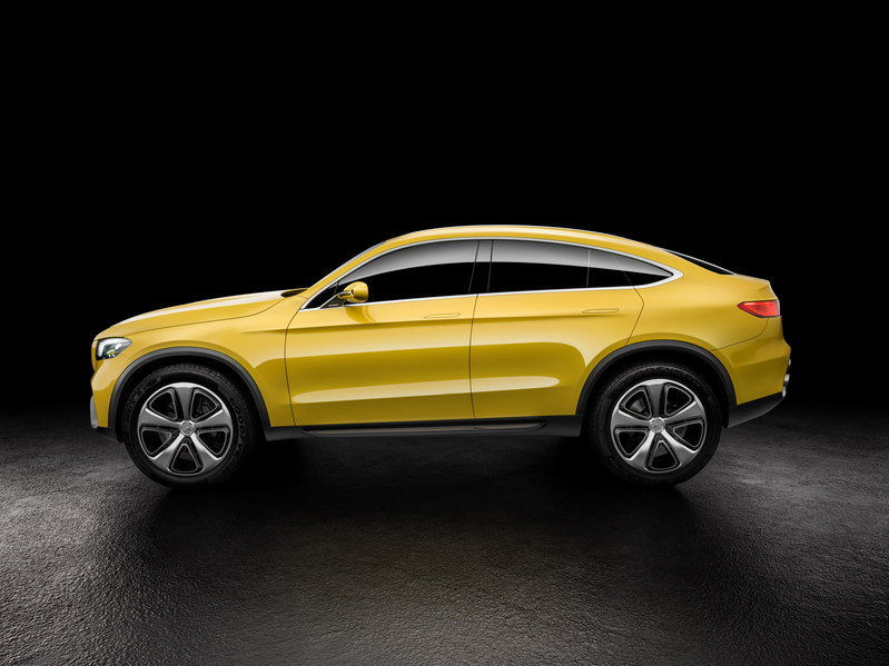 2017 Mercedes-Benz GLC Coupe Gallery 627407