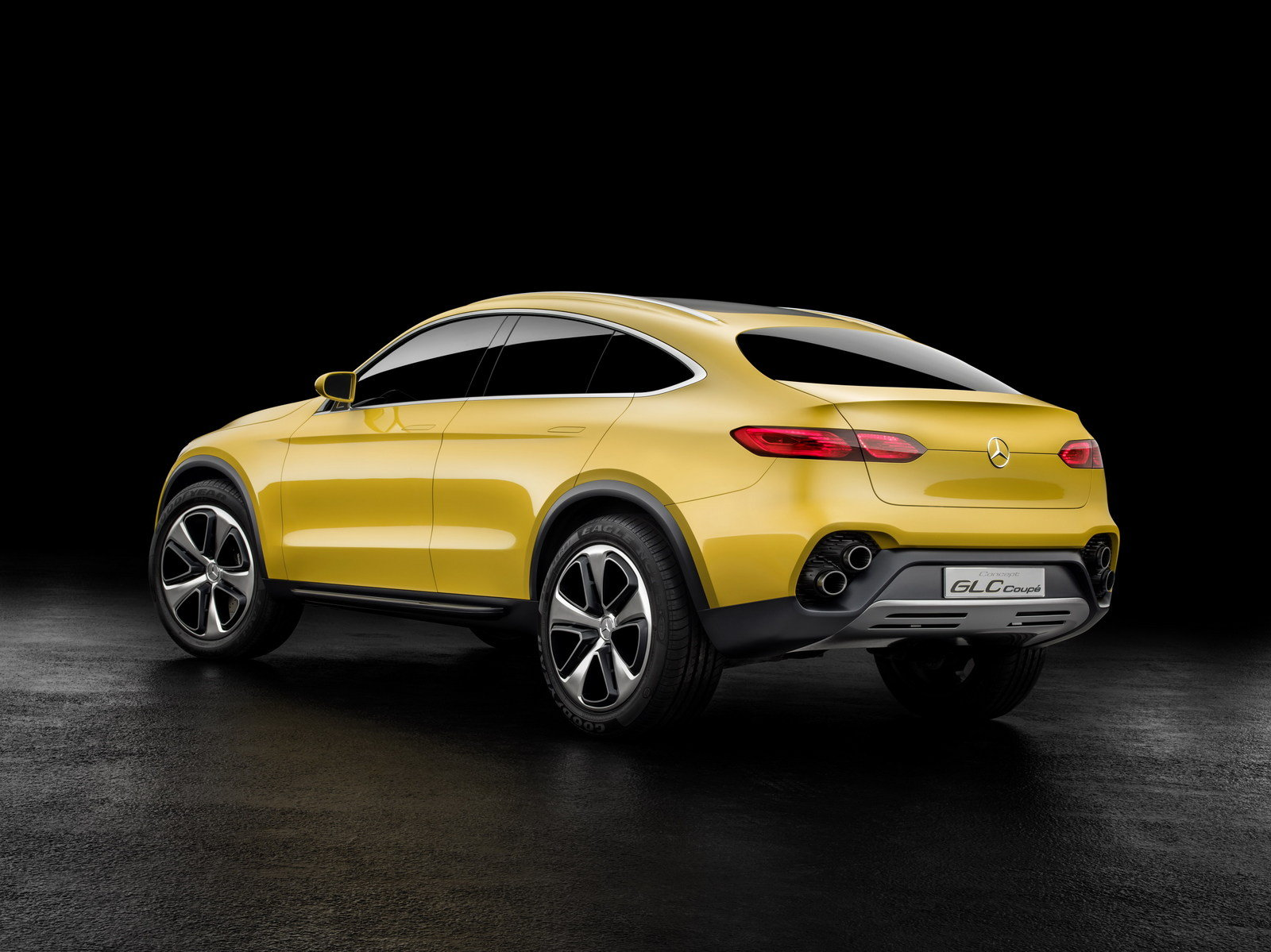 Mercedes benz glc class coupe car wallpapers for Glc mercedes benz