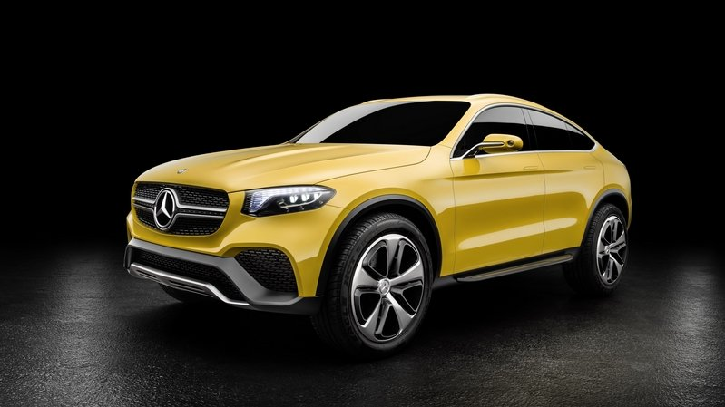 2017 Mercedes-Benz GLC Coupe - image 627748