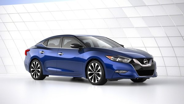 2016 - 2017 Nissan Maxima | car review @ Top Speed